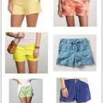 Currently Obsessing Over… Bright Shorts