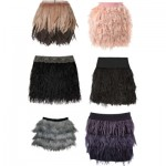 Feather Skirts