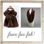 What I Bought Today… Faux Fur Fab.
