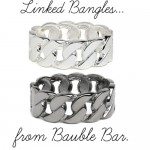 Obsessing Over… Linked Bangles from Bauble Bar