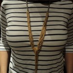 Saturday Crafts… DIY Necklace, inspired by the DANNIJO Gia