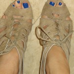 Cheap (Fab) Shoes… and the must-have pedicure shade for Spring!