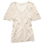 The Most Flattering Striped T-Shirt Ever (from Madewell)