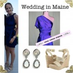 What I Wore: Wedding in Maine