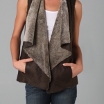 Obsession of the Day: Vince Shearling Vest