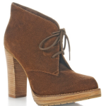 Obsession of the Day: Steve Madden Baren Suede Lace-Up Booties