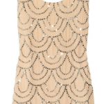 Obsession of the Day: Rachel Gilbert Scala beaded silk dress