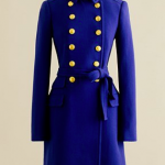 Obsession of the Day: J.Crew's Double-Cloth Townhouse Trench