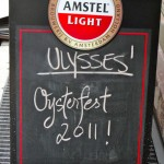 scenes from the weekend: Stone Street Oyster Festival