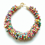 so obsessed: Iris Tsante's Colored Pencil Jewelry