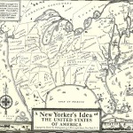 old things: A New Yorker's Idea of the United States of America