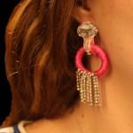 DIY: Suzanna Dai inspired Ribbon & Crystal Earrings