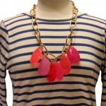 DIY: MadeByGirl's Bright Necklace