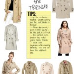Parisian Style, Part 2: The Trench