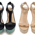 DIY: Loeffler Randall Inspired Polka Dot Sandals