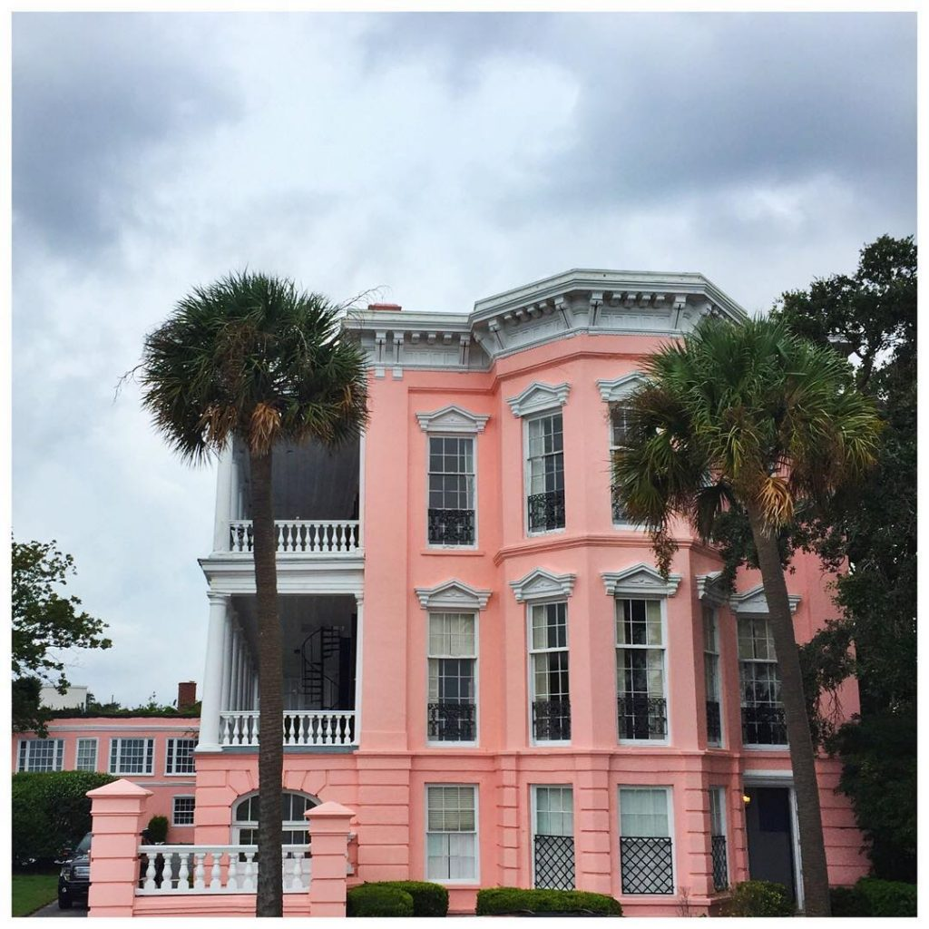 perfect even on a gloomy Monday! I you Charleston!!! charlestonhellip