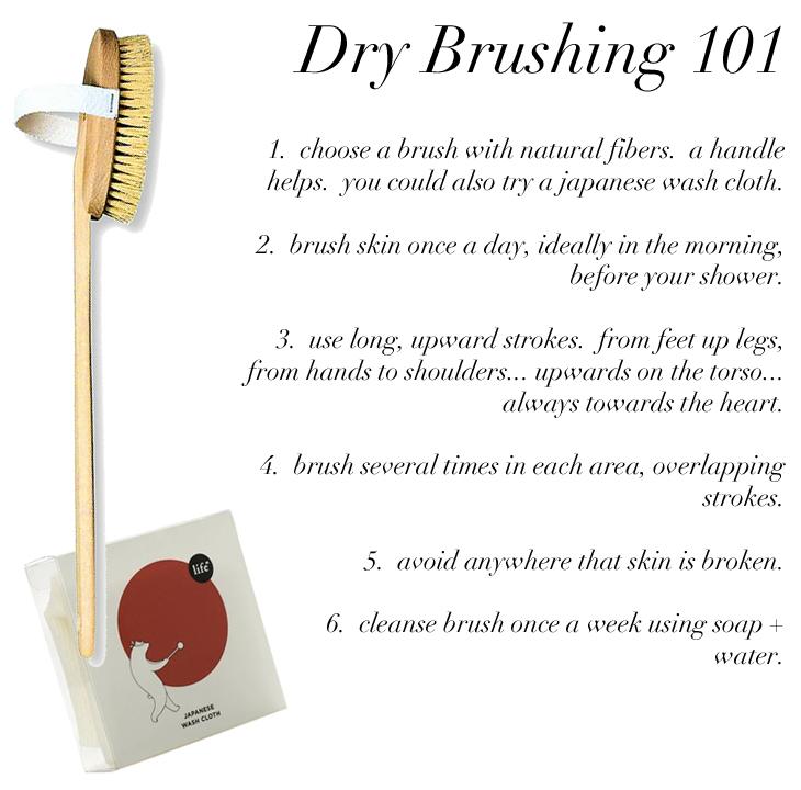 drybrushing
