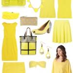 Color Crush:  Lemon Drop