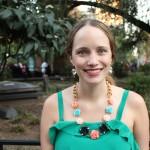 DIY:  Erickson Beamon inspired Rose Garden Bib Necklace