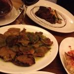 Barcelona:  The Food