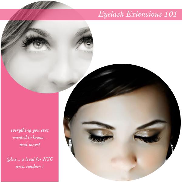 Eyelash Extensions The Splurge You Deserve: Lash Extensions: A Guide