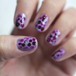 DIY:  Sequined Nails