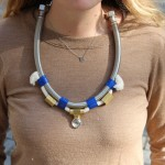 S&S x The Zoe Report:  DIY Tribal Necklace