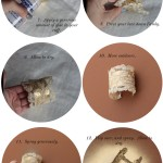 DIY:  Aurelie Bidermann inspired lace cuff