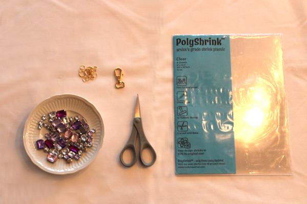 Lucite-Necklace--Materials