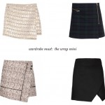 Obsessing Over:  The Wrap Mini