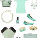 Color Crush:  Mint Green