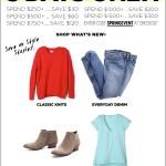 Shopbop's Spring Event!