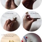 DIY:  Jennifer Fisher Inspired Bullet Ring