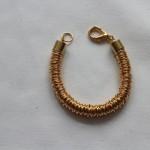 "DIY:  Jump Ring ""Coil"" Bracelet"
