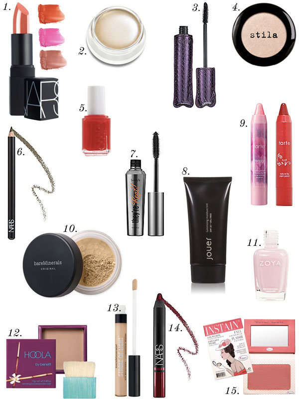 my top 15 all time favorite makeup products   the stripe