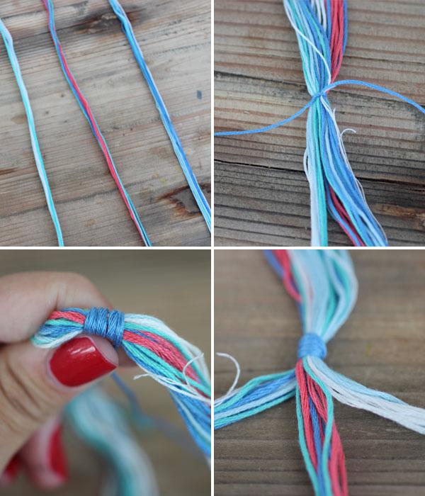 DIY-Braided-Cuff-Bracelet-Steps-1-4