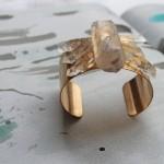 DIY:  Crystal Cuff