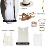 Get the Look:  Easy Summer Style