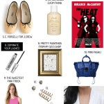 Crush List:  July
