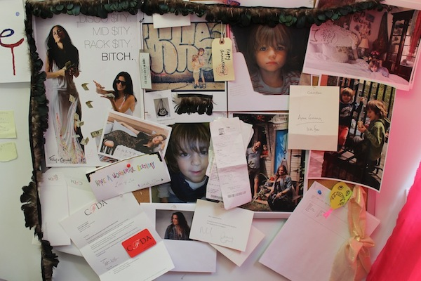 Foley & Corinna Inspiration Board