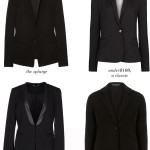 The Black Blazer at Every Price