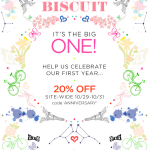 Biscuit Home – Sale!