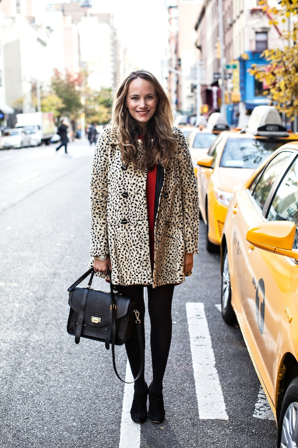 Free People Leopard Coat 3