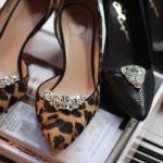 Lulu Frost x J.Crew Shoe Clips
