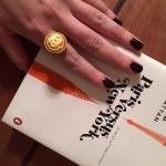 DIY:  Chanel Ring
