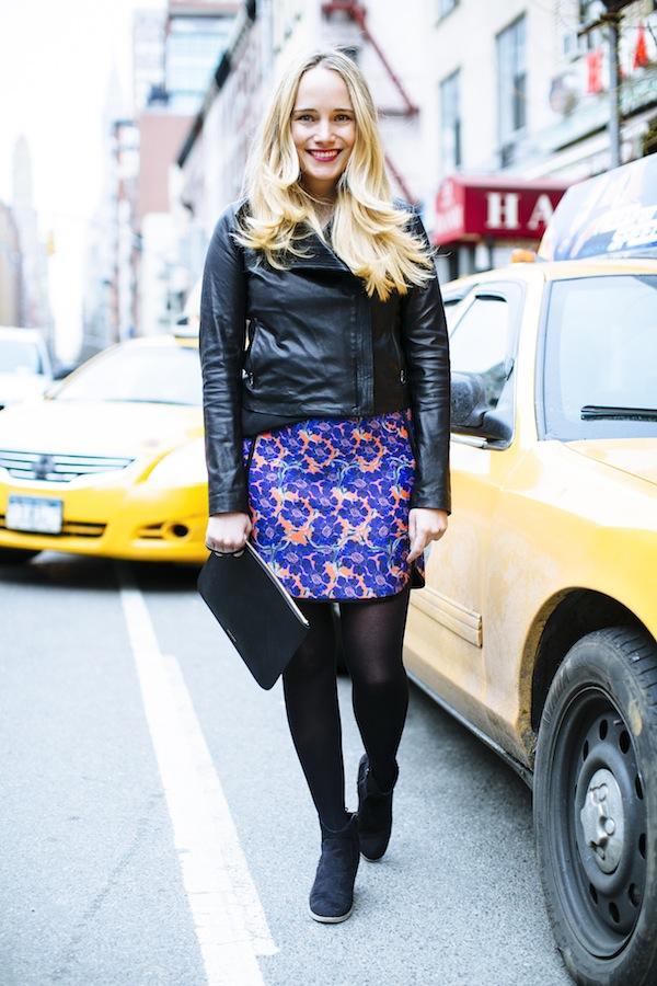 Cynthia Rowley Bonded Skirt