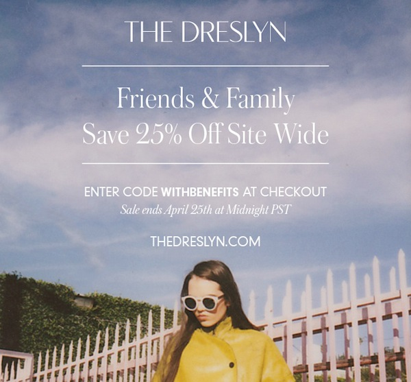 The Dreslyn Friends & Family
