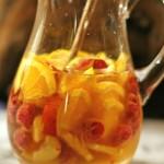Recipe: Sparkling Sangria.
