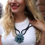 DIY: J.Crew inspired Statement Necklace.