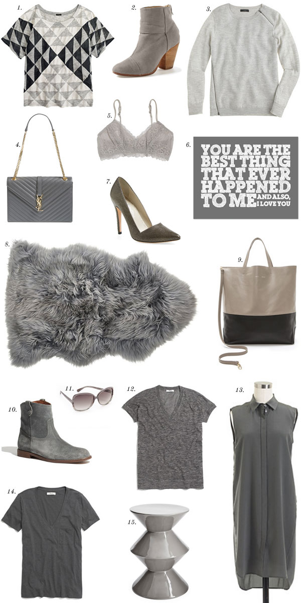 gray-wish-list
